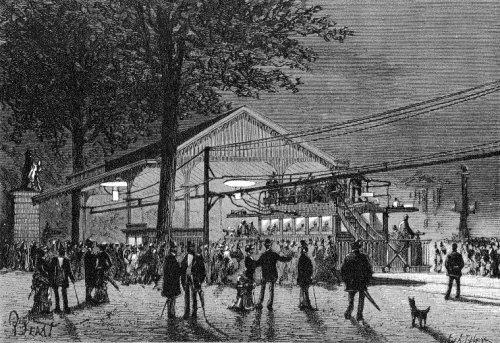 Le jour o l lectricit est arriv e dans le finist re le blog d 39 histo - Bazar de l electricite paris ...
