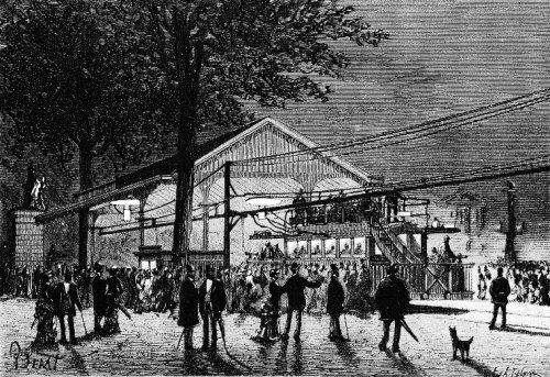 Et l automobile fut le blog d 39 histoire des sciences - Bazar de l electricite paris ...
